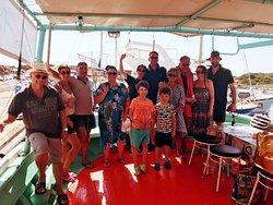 """Fishing Tourism Kefalonia """"Michalis"""""""