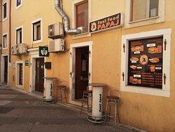 Fast Food Papaj