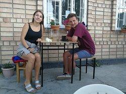 Best cafe/bar in kochkor