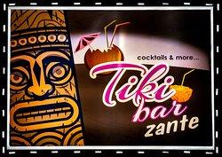 Tiki Bar Zante