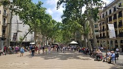Great bike tour of Barcelona! Our guide was great