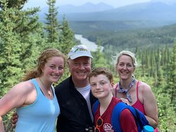 Perfect adventure with Denali_Backcountry_Guides!  Claire was an amazing guide! The whole family learned so much and we had a day of fabulous fun and adventure!  A MUST DO!