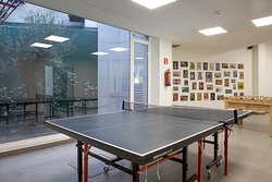 PING PONG (ONLY RESIDENTS)
