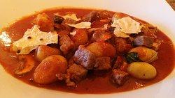 Ragoût de boeuf et pommes de terre