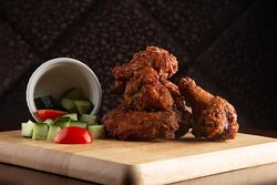 Chicken Wings (Lemongrass Marinated)