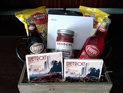Welcome amenities from General Manager...thank you!