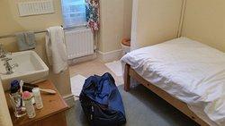 Single  bedroom  at Garth Dderwen  guest house , Betsw coed