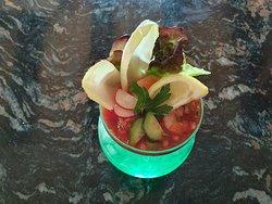 South American Prawn Cocktail