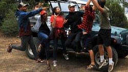 East Zion Jeep Tours