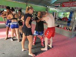 Honour Muay Thai