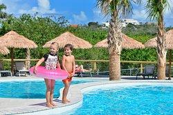Swimming pool Morena ECO Resort