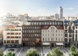Hotel Diament Plaza Katowice****przechodzi rewitalizację.Pierwsi goście będą mogli korzystać z wszelkich udogodnień Hotelu już od III/IV kwartału 2020.
