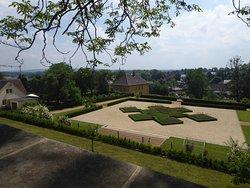 Gartenanlage am Schloss
