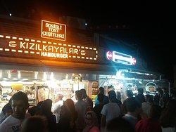 Kizilkayalar hamburger - Taksim