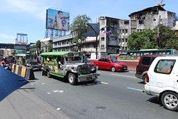 Хороший экономный отель в Маниле.