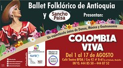 Ballet Folklórico de Antioquia