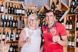 Food & Fun...Grab a bite & sip back a good Wine @ Wine Corner Mallorca