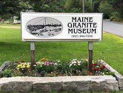 Splendid Tour at the Maine Granite Museum