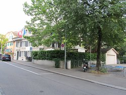 Gemeindestrasse 60, Zürich