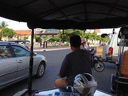 Best tuk tuk driver. So polite, friendly and well spoken