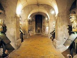 地下の博物館