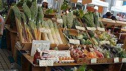 Farmer's Market at UNU