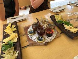 Brilliant tour of local Koper winery