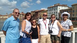 Pisa Walking Tours