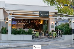 upNorth. Cafe - Bar