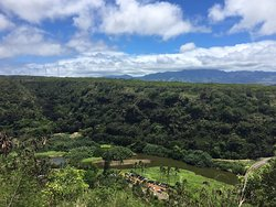 Large Heiau with great view