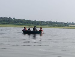 Coracle ride in Kabini backwaters