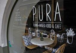 PURA Plant-Based Food Cafe