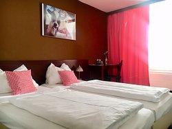 Zimmer Arthotel ANA Enzian