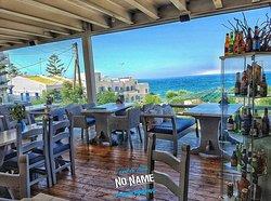 Ένα εστιατόριο με θέα την πανέμορφη θάλασσα, στη διεύθυνση τέρμα Ελευθερίου Βενιζέλου, περιμένει να σας χαρίσει τις αυθεντικές του γεύσεις, εμπνευσμένες με μεράκι και όρεξη για να ικανοποιούμε και τον πιο απαιτητικό πελάτη. * * * #restaurant #sea #view #hersonissos
