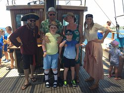 Best family day of holiday Jolly Roger 2
