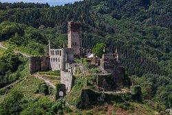 Beilstein Castle/Burg Metternich