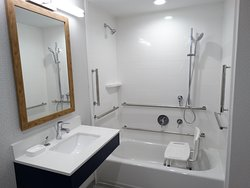 King Mobility Accessible Bathroom