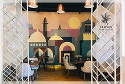 Sydney VIP Room at Cloves Restaurant