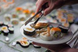 Sushi to you