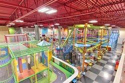 Mégamaze Amusement Center