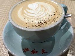 Tai Wo Tang Latte