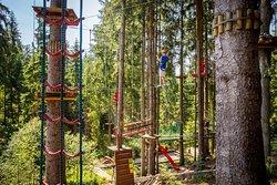 Base Camp Istebna - Park Linowy