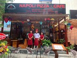 Napoli Pizza - Cafe