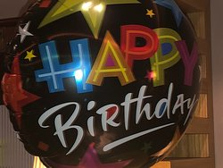 Sandra's Birthday 24th July