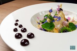 Parfait z foie gras_Słona Woda