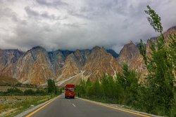 Passu Cones, Hunza Valley Pakistan