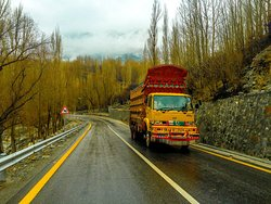 Upper Hunza Pakistan