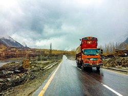 Gulmit Hunza valley