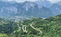 Piscine couverte a l'Alpe d'Huez