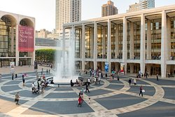 Lincoln Center Guided Tours